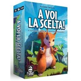 A VOI LA SCELTA! - GIOCO DA TAVOLO ITALIANO  CRANIO CREATIONS