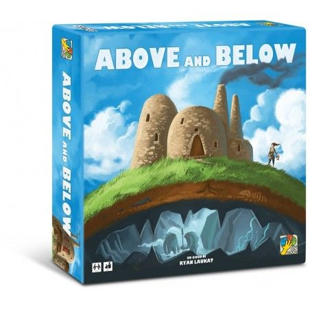 ABOVE AND BELOW - GIOCO DA TAVOLO ITALIANO