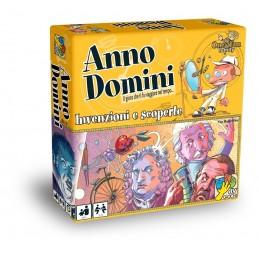 ANNO DOMINI INVENZIONI E SCOPERTE - GIOCO DA TAVOLO ITALIANO