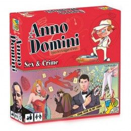 ANNO DOMINI SEX AND CRIME - GIOCO DA TAVOLO ITALIANO