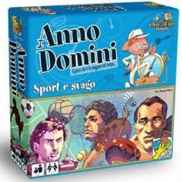 ANNO DOMINI SPORT E SVAGO - GIOCO DA TAVOLO ITALIANO  DV GIOCHI