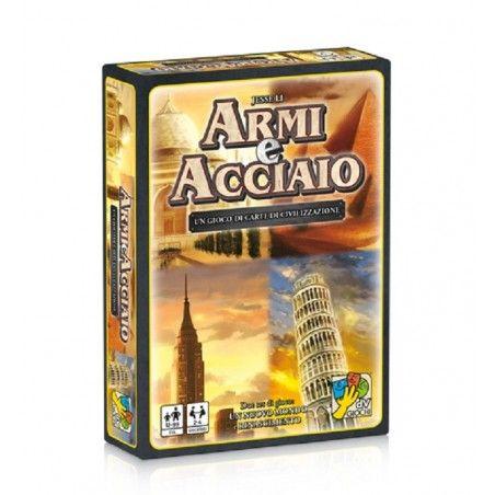 ARMI E ACCIAIO - GIOCO DA TAVOLO ITALIANO
