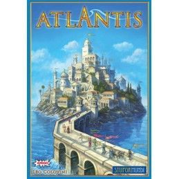 ATLANTIS - GIOCO DA TAVOLO ITALIANO