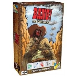 BANG! THE DICE GAME - GIOCO DA TAVOLO ITALIANO