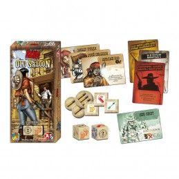 BANG! THE DICE GAME - ESPANSIONE OLD SALOON GIOCO DA TAVOLO ITALIANO
