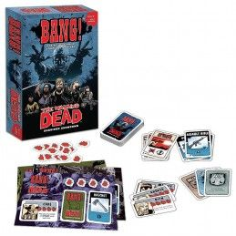 BANG! THE WALKING DEAD - GIOCO DA TAVOLO ITALIANO