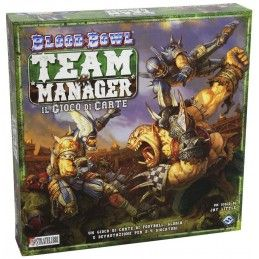 BLOOD BOWL TEAM MANAGER - GIOCO DA TAVOLO ITALIANO