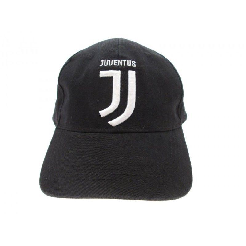 CAPPELLO BASEBALL CAP F.C. JUVENTUS UFFICIALE NERO