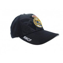 CAPPELLO BASEBALL CAP REAL MADRID UFFICIALE BLU NAVY RICAMATO