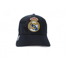 CAPPELLO BASEBALL CAP REAL MADRID UFFICIALE BLU NAVY RICAMATO