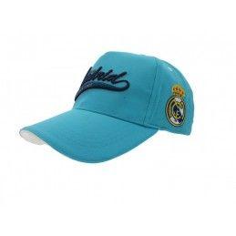 CAPPELLO BASEBALL CAP REAL MADRID UFFICIALE AZZURRO