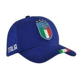 CAPPELLO BASEBALL CAP ITALIA FIGC BLU