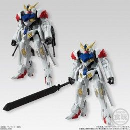 MOBILE SUIT GUNDAM UNIVERSAL UNIT BARBATOS LUPUS 10 CM ACTION FIGURE BANDAI