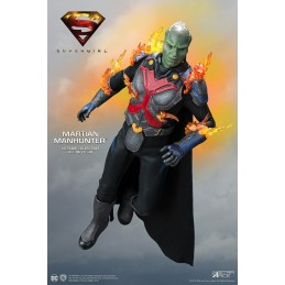 SUPERGIRL MARTIAN MANHUNTER 1/8 ACTION FIGURE