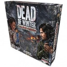 DEAD OF WINTER ESP. COLONIE IN GUERRA - GIOCO DA TAVOLO ITALIANO