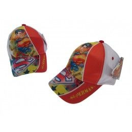 CAPPELLO BASEBALL CAP SUPERMAN CARTOON