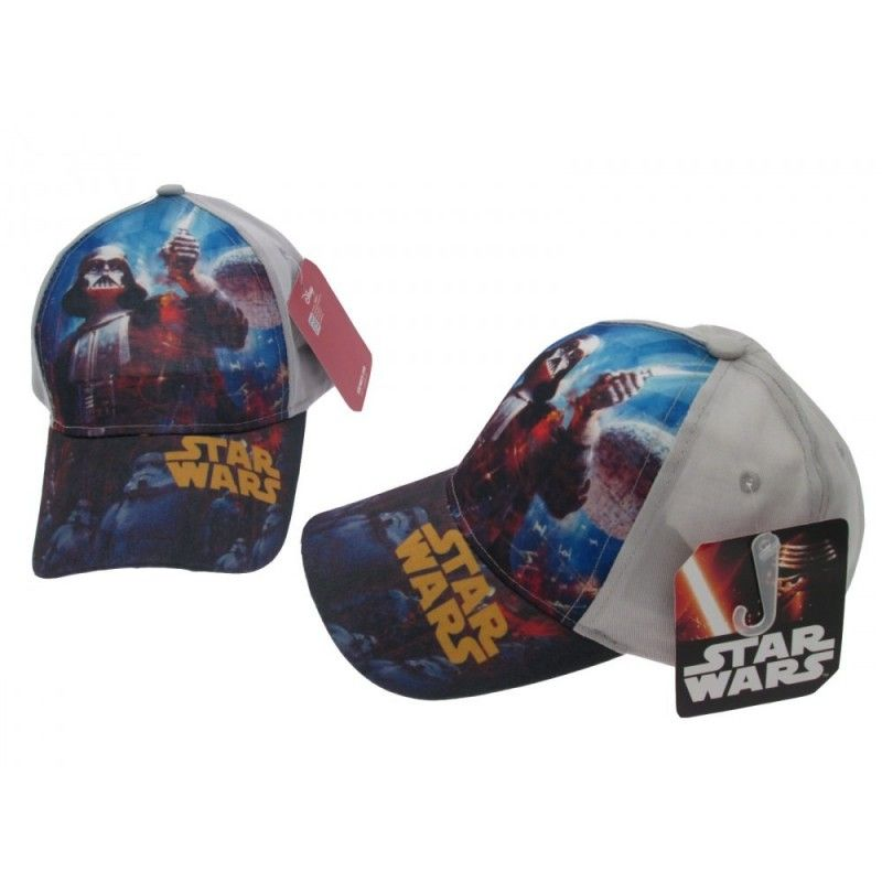 CAPPELLO BASEBALL CAP STAR WARS CARTOON DARTH VADER