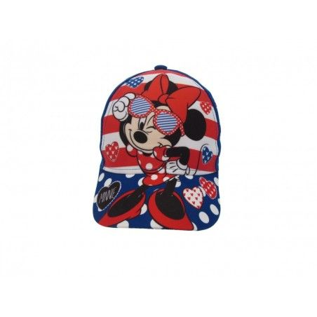 CAPPELLO BASEBALL CAP DISNEY MINNIE BLU ROYAL