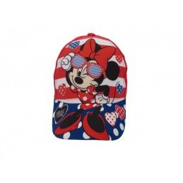 CAPPELLO BASEBALL CAP DISNEY MINNIE ROSA