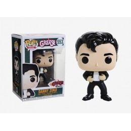 FUNKO POP! GREASE - DANNY ZUKO BOBBLE HEAD KNOCKER FIGURE