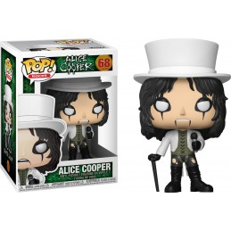 FUNKO POP! ALICE COOPER BOBBLE HEAD KNOCKER FIGURE