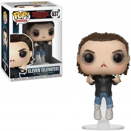 FUNKO POP! STRANGER THINGS ELEVEN ELEVATED UNDICI BOBBLE HEAD KNOCKER FIGURE