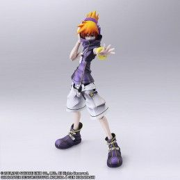 THE WORLD END WITH YOU FINAL REMIX NEKU SAKURABA ACTION FIGURE
