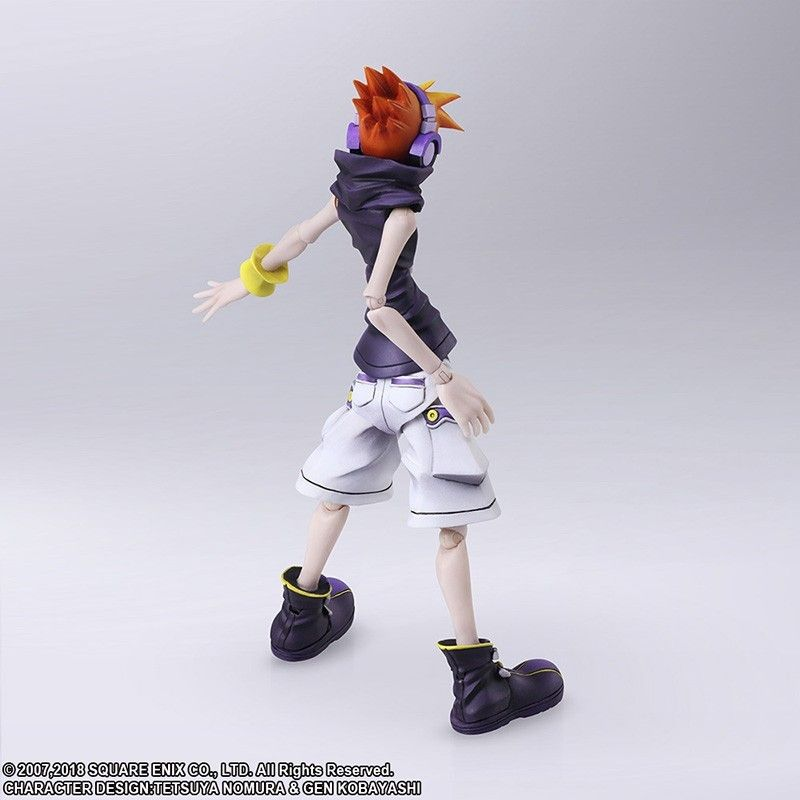 THE WORLD END WITH YOU FINAL REMIX NEKU SAKURABA ACTION FIGURE KOTOBUKIYA