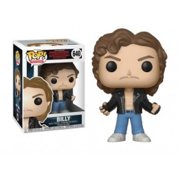 FUNKO POP! STRANGER THINGS BILLY BOBBLE HEAD KNOCKER FIGURE