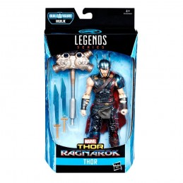 MARVEL LEGENDS SERIES GLADIATOR HULK - THOR RAGNAROK ACTION FIGURE