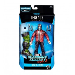MARVEL LEGENDS SERIES GLADIATOR HULK - STAR-LORD ACTION FIGURE HASBRO