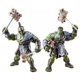 MARVEL LEGENDS SERIES GLADIATOR HULK - ROCKET RACOON AND GROOT ACTION FIGURE HASBRO