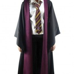 HARRY POTTER - WIZARD ROBE MANTELLO MAGO GRIFFONDORO TAGLIA L CINEREPLICAS