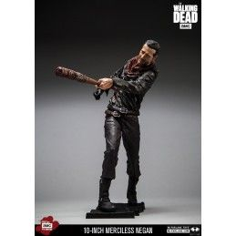THE WALKING DEAD MERCILESS NEGAN 25CM DELUXE ACTION FIGURE MC FARLANE