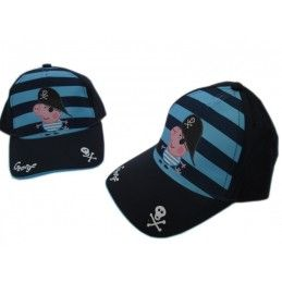 CAPPELLO BASEBALL CAP PEPPA PIG GEORGE PIRATA