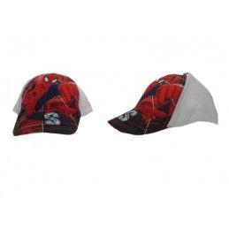 CAPPELLO BASEBALL CAP MARVEL SPIDERMAN BIANCO