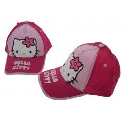 CAPPELLO BASEBALL CAP HELLO KITTY FUCSIA