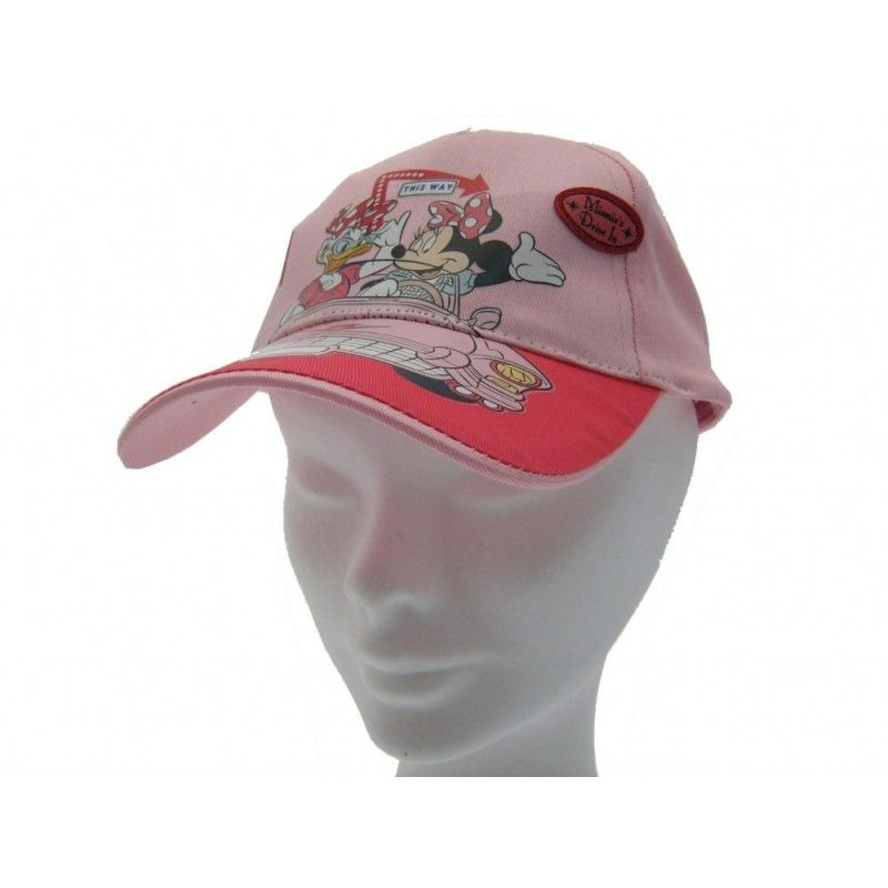 CAPPELLO BASEBALL CAP DISNEY MINNIE DAISY AUTO