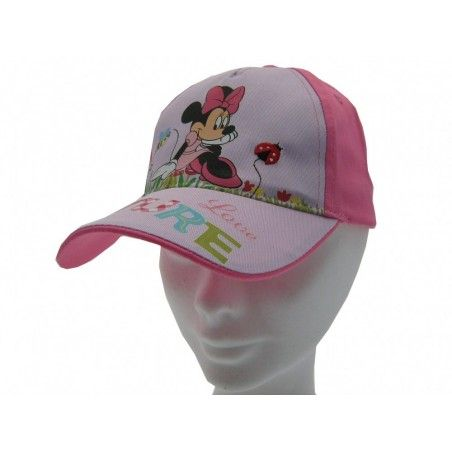 CAPPELLO BASEBALL CAP DISNEY MINNIE NATURE