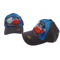 CAPPELLO BASEBALL CAP DISNEY CARS RESCUE GRIGIO SCURO