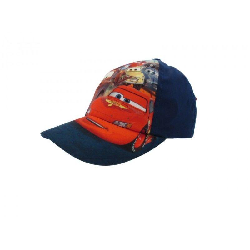CAPPELLO BASEBALL CAP DISNEY CARS GRUPPO BLU NAVY