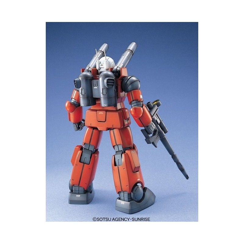 BANDAI MASTER GRADE MG RX-77-2 GUNCANNON GUNDAM 1/100 MODEL KIT ACTION FIGURE