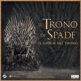 IL TRONO DI SPADE: IL GIOCO DEL TRONO - GIOCO DA TAVOLO ITALIANO ASMODEE