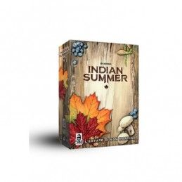 INDIAN SUMMER - GIOCO DA TAVOLO ITALIANO  CRANIO CREATIONS