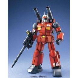 MASTER GRADE MG RX-77-2 GUNCANNON GUNDAM 1/100 MODEL KIT ACTION FIGURE