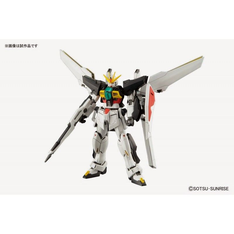 MASTER GRADE MG GX-9901-DX GUNDAM DOUBLE X 1/100 MODEL KIT ACTION FIGURE BANDAI