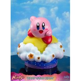 KIRBY WARP STAR KIRBY RESIN STATUE 30 CM FIGURE FIRST4FIGURES