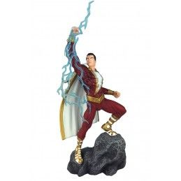 DC GALLERY - SHAZAM COMICS FIGURE 25 CM STATUE DIAMOND SELECT