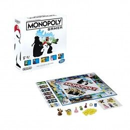 MONOPOLY GAMER COLLECTOR'S EDITION - GIOCO DA TAVOLO ITALIANO