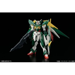 HIGH GRADE HGBF GUNDAM FENICE RINASCITA MODEL KIT ACTION FIGURE